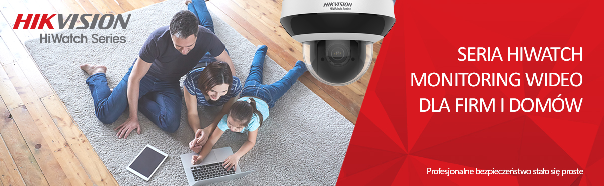 Monitoring Hikvision Hiwatch Kamery Hikvision Hiwatch Kamery Hikvision Hiwatch