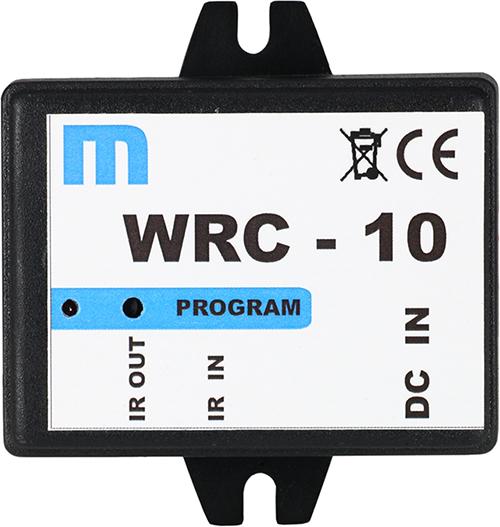 WRC10.  Модель.  Проводной программируемый удлинитель пульта ду.
