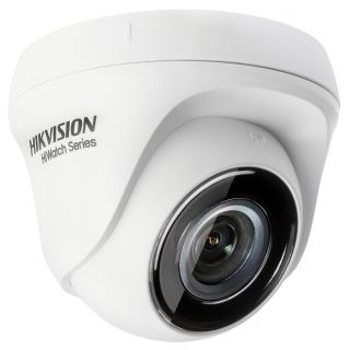 Monitoring szkoły Hikvision Hiwatch 8 Kamerowy HD