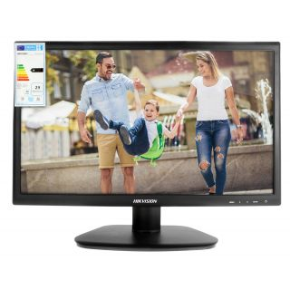 Monitor przemysłowy LED DS-D5022QE-B HIKVISION 21,5 cala