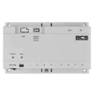 Switch PoE BCS-SP06