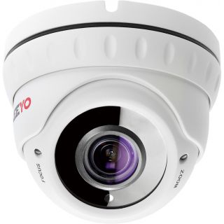 Monitoring Keeyo Zestaw IP Full HD IR40m H265+ 1 Kamera
